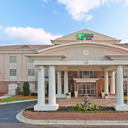 Image for Holiday Inn Express and Suites Vicksburg