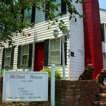 Image for McNutt House