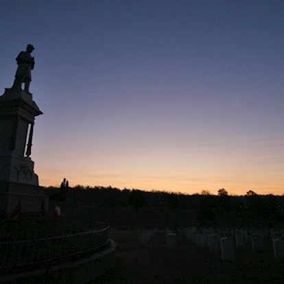 Image for Cedar Hill/Soldier's Rest Cemetery Tour